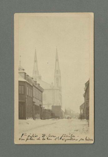 Edmondson - 1ere eglise Saint-Jean-Baptiste