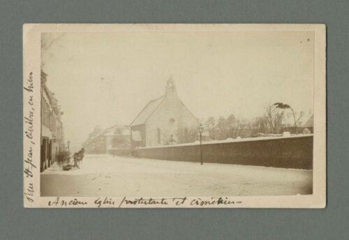 Edmondson Eglise St-Matthew