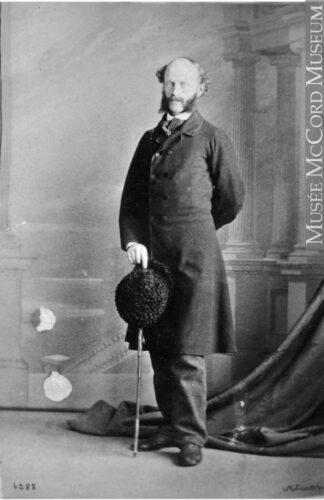 Portrait George W. Edmondson par Notman